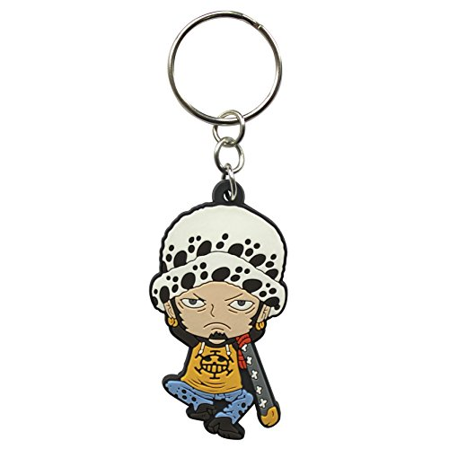 ABYstyle - ONE PIECE - Llavero PVC - Trafalgar Law