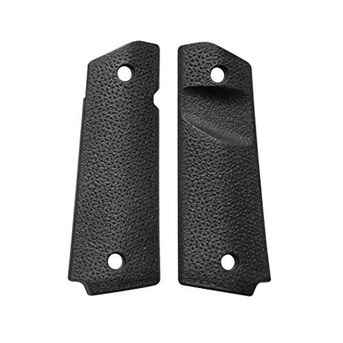 Magpul MAG524-BLK MOE 1911 Grip Panels, Black