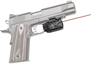 Crimson Trace CMR-205-S Rail Master, Universal Rail Mount Red Laser/LED, Hanging Box Package