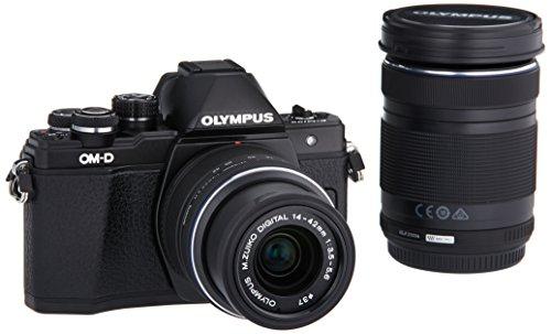 Olympus OM-D E-M10 Mark II Mirrorless Micro 4/3 Camera