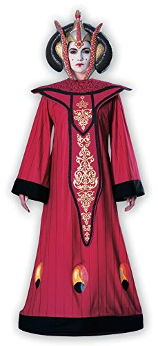 Rubie's-déguisement officiel - Star Wars- Déguisement Costume de Luxe Queen Amidala - taille unique- ST-888891STD