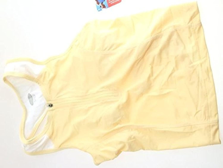 SportHill EssentialタンクノースリーブレディースランニングシャツSmall SMイエロー
