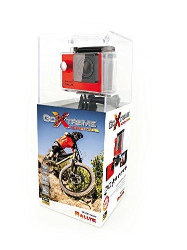 Cámara de acción Easypix GoXtreme Rallye 20126 - Color Rojo