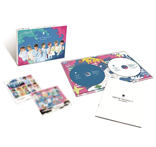 MAP OF THE SOUL: 7 - THE JOURNEY [Limited Edition CD/DVD] [Ver. B]