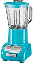 KitchenAid Artisan 1.5L 550W Blender-Crystal Blue (Model:5KSB5553BCL)
