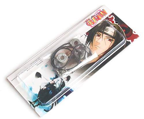 Multiculture Naruto Halskette dreiring Itachi Uchiha Anime Cosplay