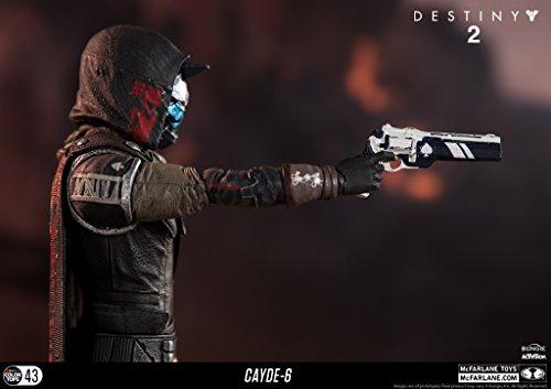 McFarlane Toys Destiny 2 Cayde 6 Collectible Action Figure