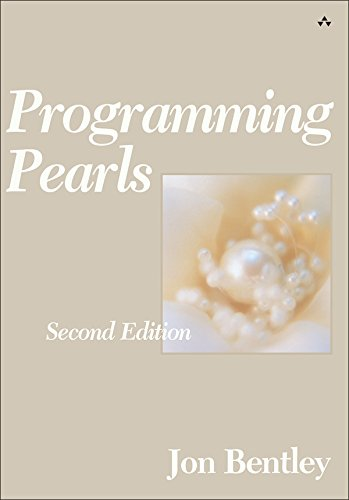 Programming Pearls (English Edition)