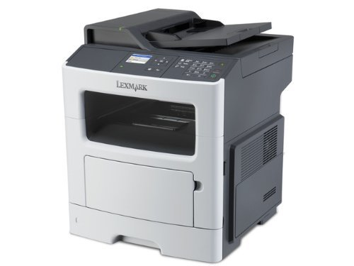 Lexmark MX310dn Compact All-In One Monochrome Laser Printer, Network Ready, Scan, Copy, Duplex Printing and Professional Features (Renewed) Photo #4