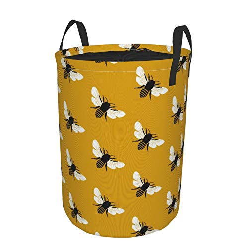 Laundry Basket,Best Players All The Times Basketball Hamper Bag Large Foldable Collapsible Accessories Drawstring Waterproof for Bedroom,Nursery Room,Toys Room