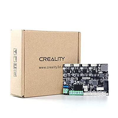Creality Upgrade Ender 3 Pro Silent Board V4.2.7 with TMC 2208 Drivers 32-Bit Silent Motherboard for Ender 3 Pro (The Firmware for Ender 3 Pro is pre-installed)
