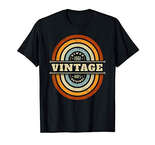 Desde 1961 60 cumpleaños de regalo Camiseta