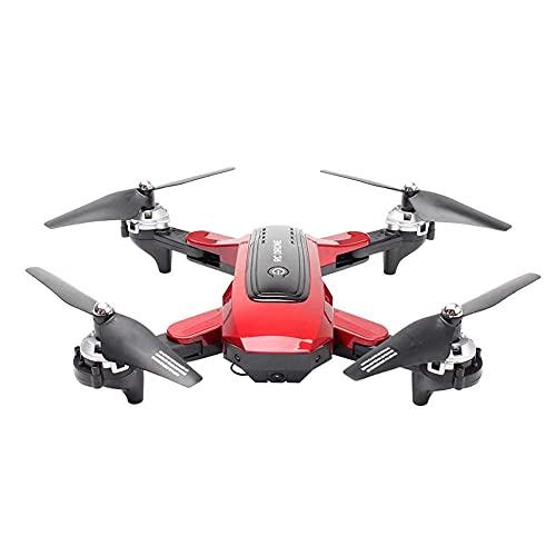 J-Clock Drone Pieghevole per Fotocamera 4K, Posizionamento GPS Aereo per Fotografia Aerea Quadcopter Altitude Hold RC 5G WiFi FPV