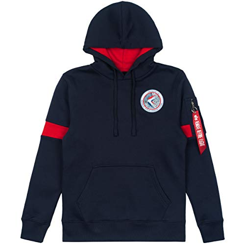 Alpha Industries Men Hoodie Apollo 15