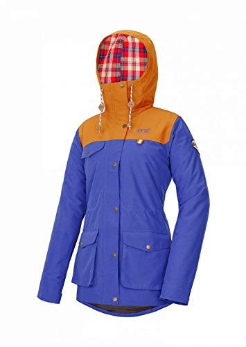 Picture Kate dames snowboardjas blue
