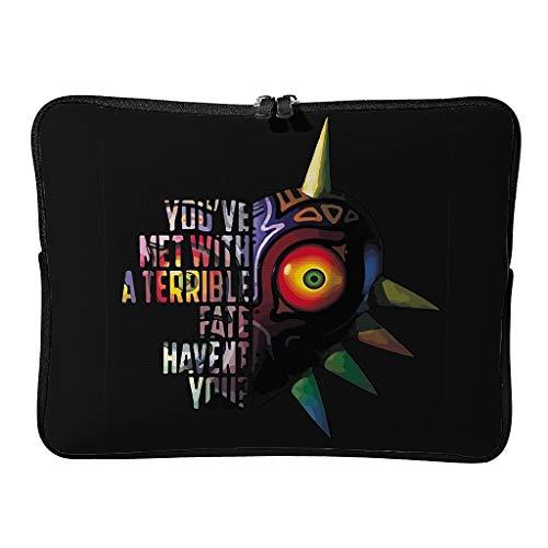 Zelda Daily Laptop Bags Unique Lightweight - Coloured Eye Tablet Bag Suitable for Work