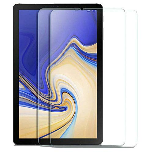 [2 Pack] for Samsung Galaxy Tab S4 Tablet Tempered Glass Screen Protector - Tempered Glass Screen Protector Protective Protector Clear Cover for Samsung Galaxy Tab S4 Tablet T830 T835