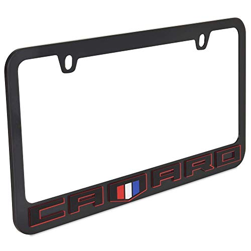 Pontiac GTO Compatible with Carbon Steel License Plate Eurosport Daytona