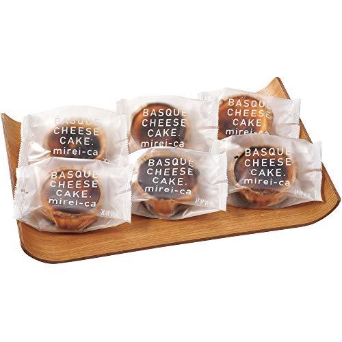 みれい菓 バスク チーズ ケーキ セット