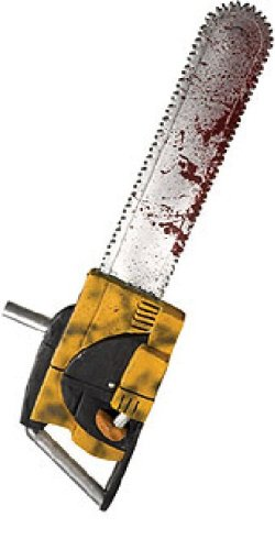 Rubie's Texas Chainsaw Massacre Leatherface 27