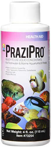 Hikari Usa AHK73254 Prazipro for Aquarium, 4-Ounce
