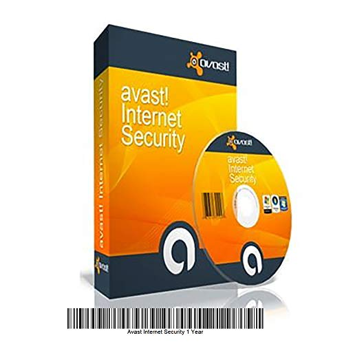 Avast Internet Security 1 anno
