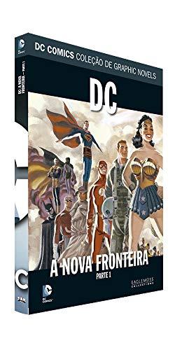Dc Graphic Novels Editora. 35 - Dc. A Nova Fronteira Parte 1