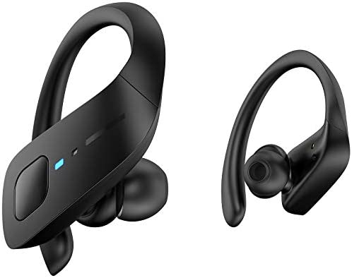 HolyHigh Wireless Headphones Sports Earbuds Pro Bluetooth 5 0 Earphones IPX7 Waterproof 35H product image