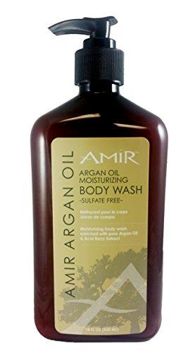 Amir Argan Oil Moisturizing Body Wash