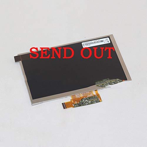 HUOGUOYIN Kit de reemplazo de Pantalla 7 '' Pulgada FIT para Samsung Galaxy Tab 3 Lite 7.0 T111 T110 Pantalla LCD Pantalla para Lenovo iDEAPAD A1000 A3300 P9 Kit de reparación de Pantalla de Repuesto