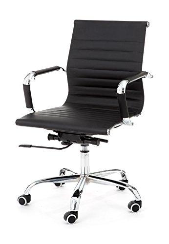 Wink design - Pasadena - Chaise noire