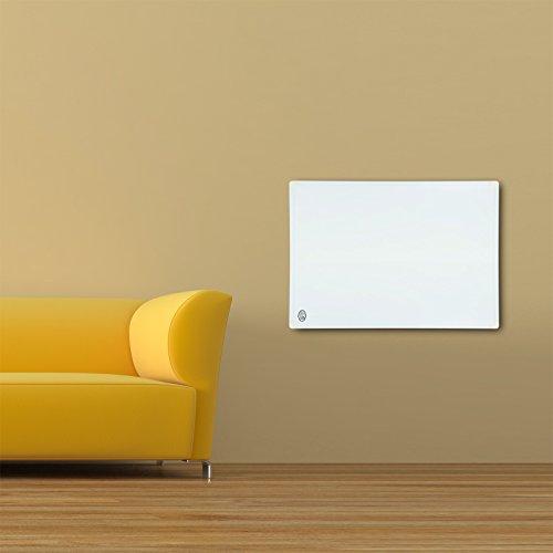 WilTec Panneau Chauffant IR Chauffage Rayonnant Panneau Infrarouge électrique Mural 50x60cm