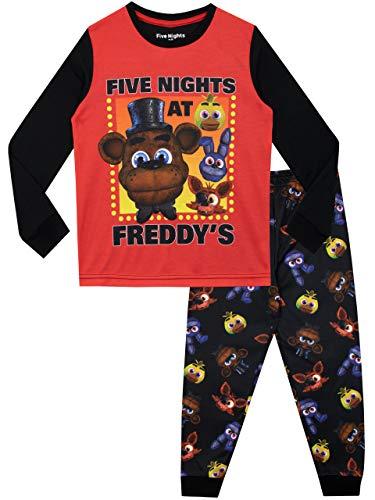 FIVE NIGHTS AT FREDDY'S Pijamas de Manga...