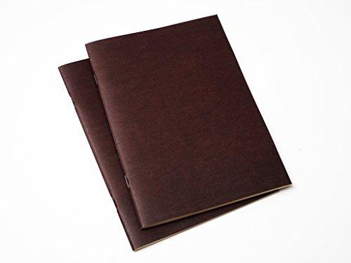 Taroko Design Tomoe River A5 Notebook, 2-Pack, Dots, Cream