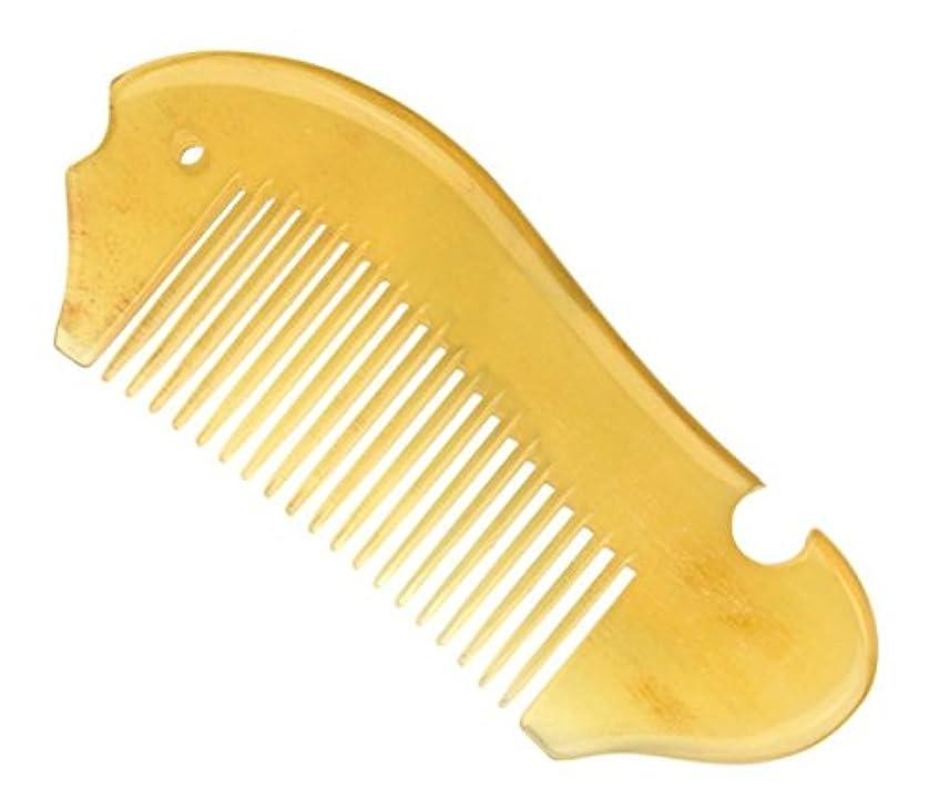 バルク浸漬麦芽櫛型 プロも使う羊角かっさプレート マサージ用 血行改善 高級 天然 静電気防止 美髪 美顔 ボディ リンパマッサージ