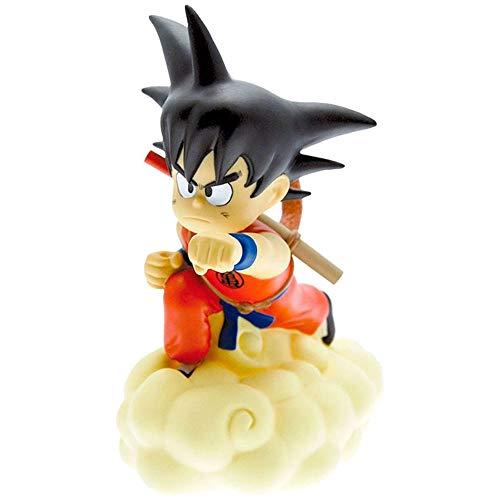 DB Plastoy Son Goku Dragon Ball Hucha Nuage Magique - Figura de PVC (21 cm)