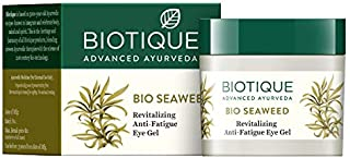 Biotique Bio Seaweed Revitalizing Anti Fatigue Eye Gel, 15g
