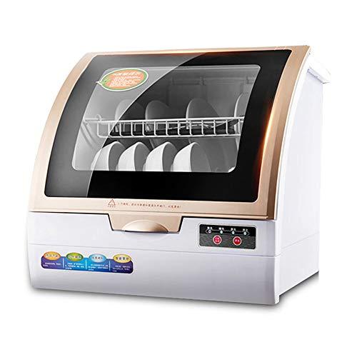 OFAY Portable Desktop Dishwasher Automatic Household Installation-Free Mini Smart High Temperature Disinfection Drying Sterilization Washing Machine
