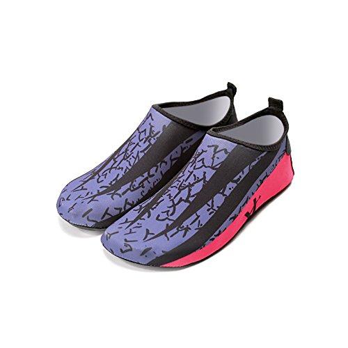 Couple chaussures de plage _ chaussures de couple couple chaussures de plage chaussures de ski nautique chaussures de sport pieds nus, chaussures de sport, style sportif, semelles 42-43 pour 40-41