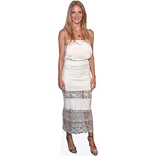 Winter Ave Zoli (White Dress) Life Size Cutout