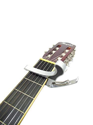 Capotraste Profissional para Violão Guitarra MXT - MC-28S