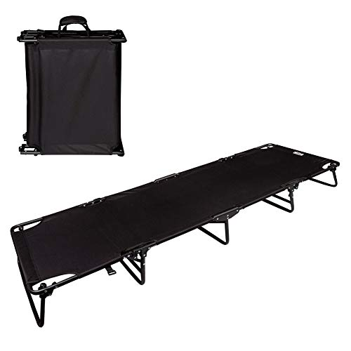 AKTIVE 52844 - Cama plegable para camping 194x63x21 cm AKTIVE camping