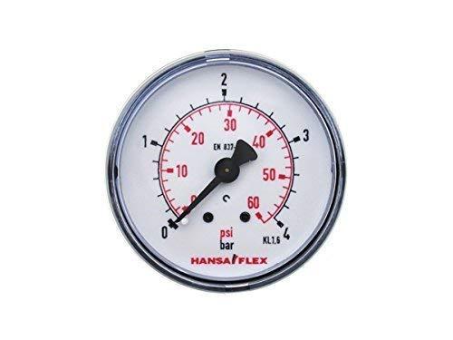Ø 50 mm-manomètre 0–4 bar filetage g 1/4 \