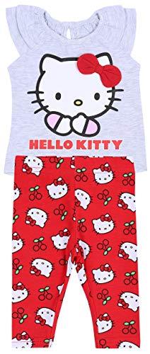 Leggins + Bluse Hello Kitty 9-12 Monate