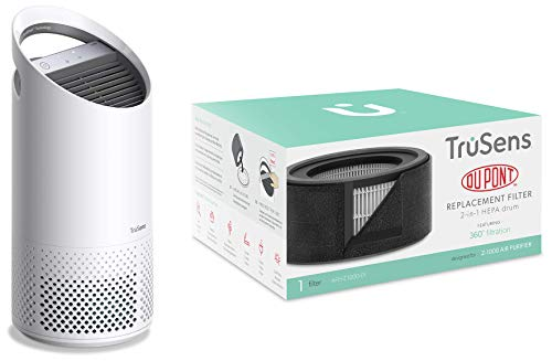 TRUSENS AIR Purifier Z-1000 230V EU + HEPA Drum Filter