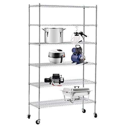 Home Depot Metal Shelving Unit