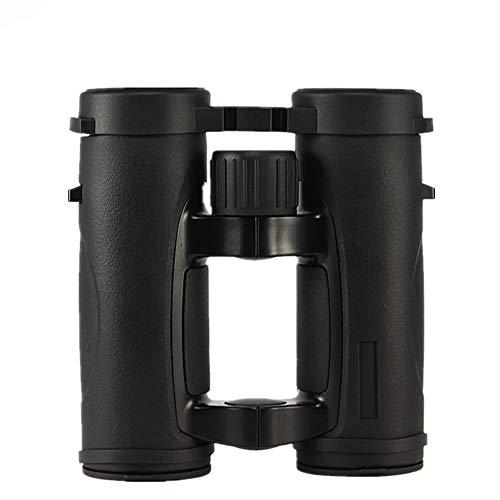 Review ZHYY 10X32 HD Binoculars Powerful Wide-Angle Large Eyepiece Telescope Portable Waterproof Bin...