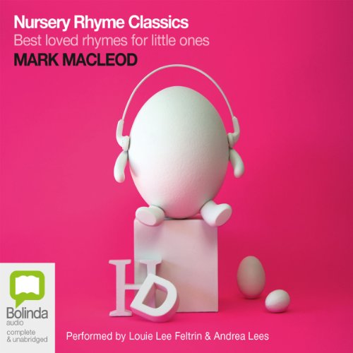 Nursery Rhyme Classics audiobook cover art