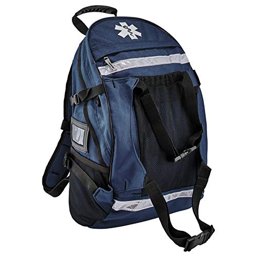 Ergodyne - 13487 Arsenal 5243 Medic First Responder Trauma Backpack Jump Bag, Blue