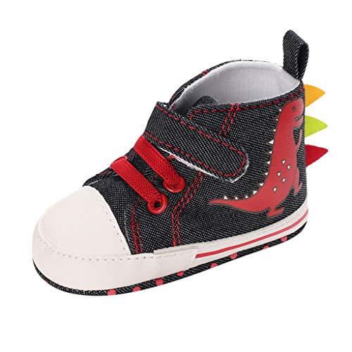 HDUFGJ Unisex Kinderschuhe Sportschuhe Mesh Atmungsaktiv Bequem Weicher Boden Freizeitschuhe Kleinkindschuhe Turnschuhe Mädchen Laufschuhe Outdoor Schuhe Fitnessschuhe